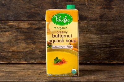 Thumb 400 pacific natural foods creamy butternut squash soup 32 oz