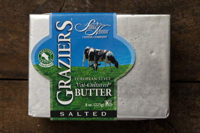 Thumb 400 sierra nevada cheese company grass fed salted butter vat cultured 8 oz