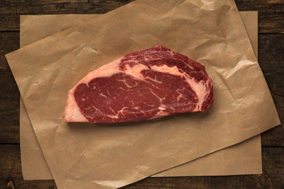 Thumb 400 certified angus beef fresh boneless ribeye steak choice 10 oz