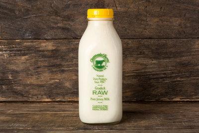 Thumb 400 claravale farms raw whole jersey milk quart