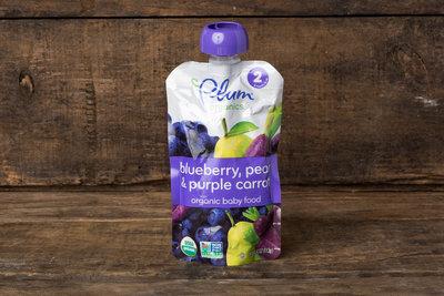 Thumb 400 plum organics organic blueberry pear purple carrot baby food 6 mos 4 oz