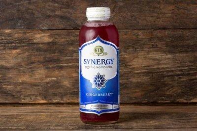 Thumb 400 gt enlightened synergy kombucha gingerberry 16 oz