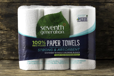 Thumb 400 seventh generation paper towels 6 pack 6 rolls